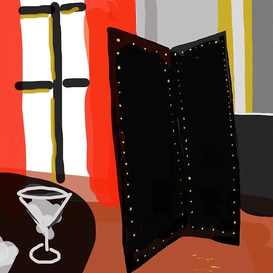 The Bar at La Réserve Paris