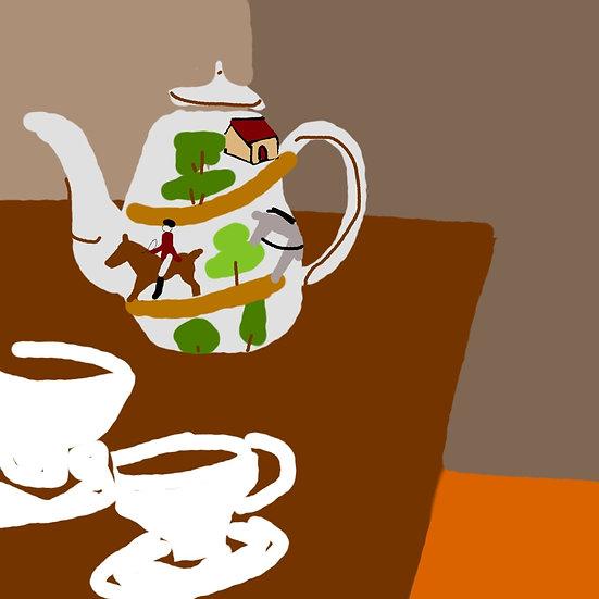 Hunt China Tea