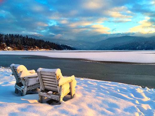 Snowy Majesty