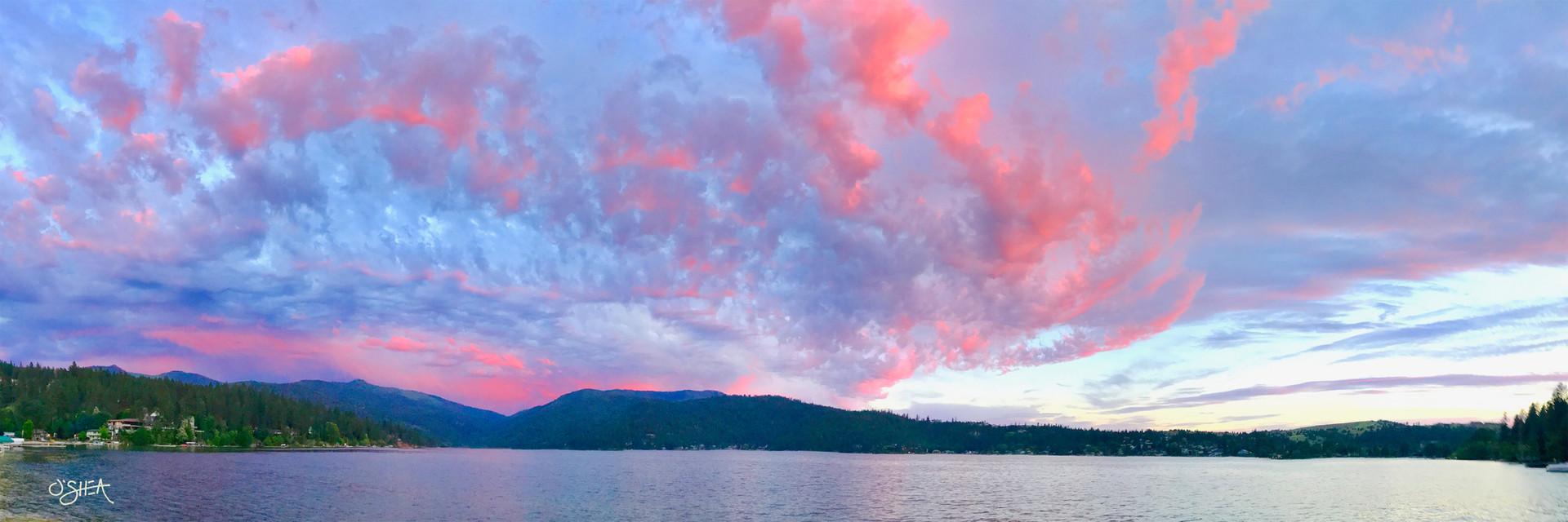 Cloud Nebula Panorama