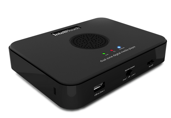OHP 9000-IP Dual Zone Network Audio Player