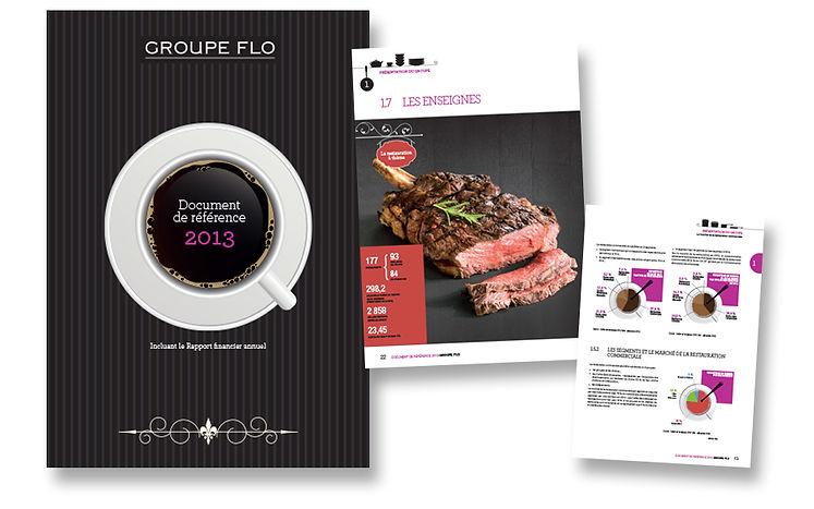 Groupe FLO Document de Référence 200 pages
