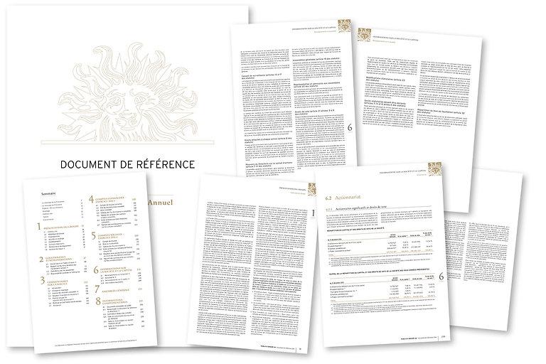 Publicis document de référence 2016 - 268p