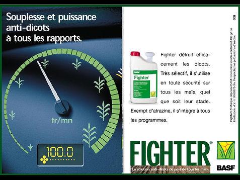 Annonce presse Fighter - BASF