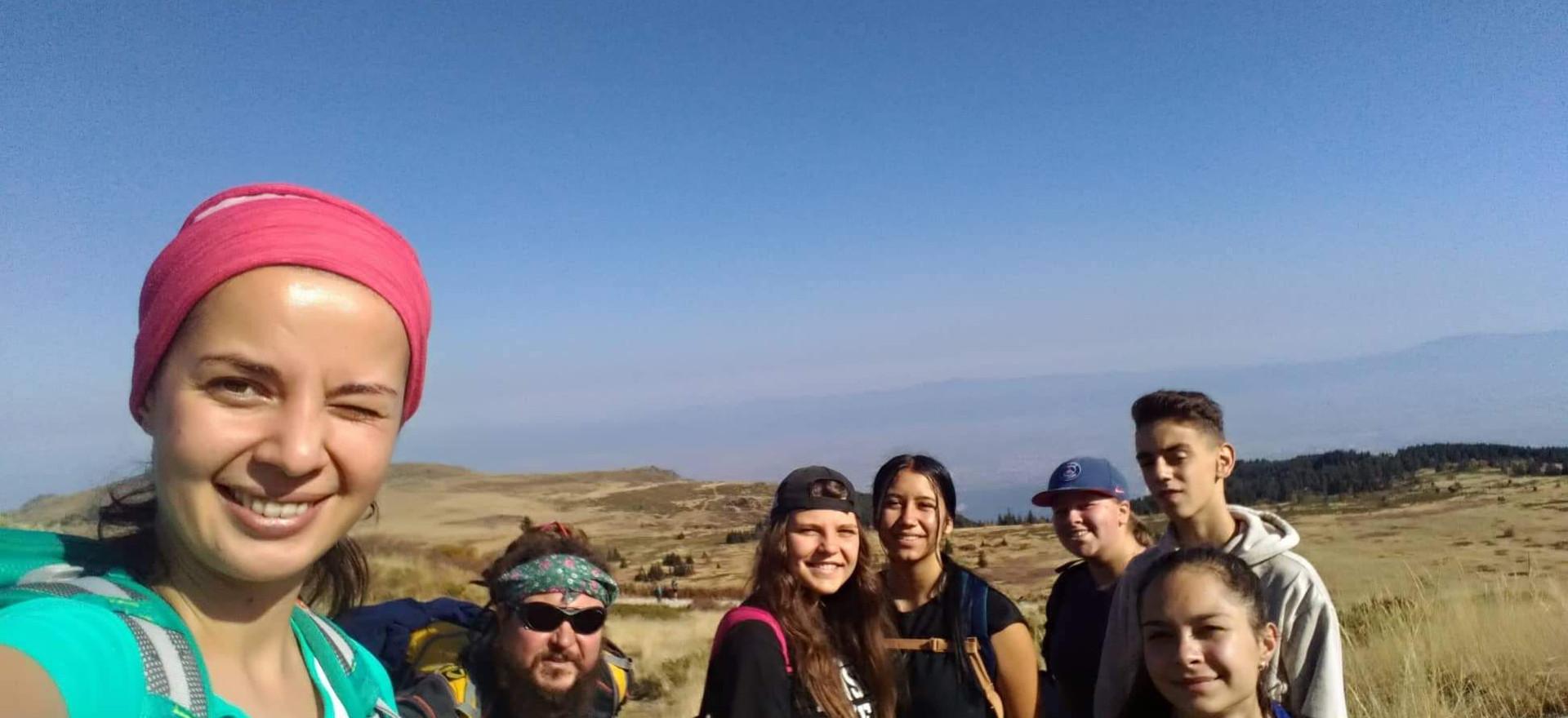 Маршрут: Хотел Морени - Голи връх - Черни връх - хижа Алеко