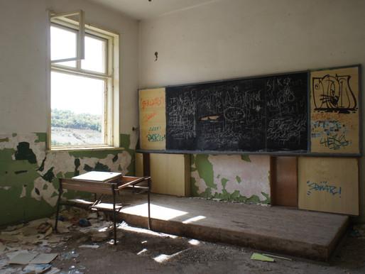 Забравените училища на България: село Петрово