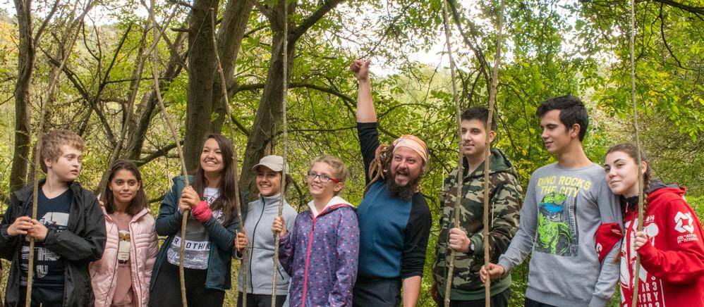 Еднодневно приключение до водопад Полска Скакавица