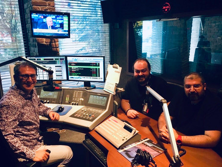 Mars Kampı ekibi Max FM canlı yayınında Özgür Aksuna'nın konuğu oldu.