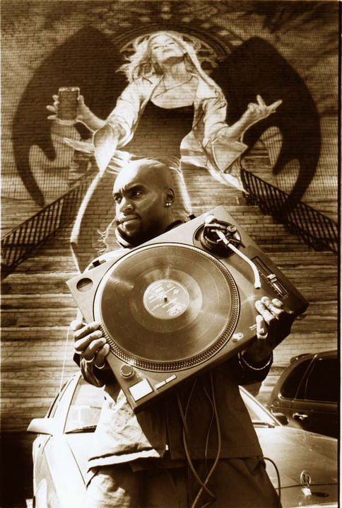 DJ T A B