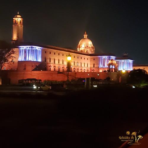 President's House in Delhi, India.jpg