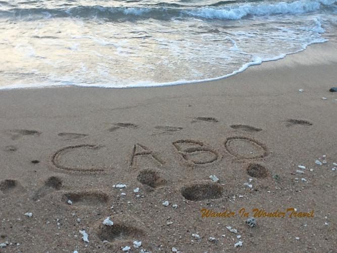 Fine Cabo sand