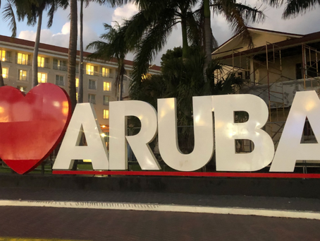 Highlights of Aruba:  Memorable 4-Day Itinerary Experience