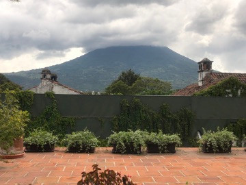 Awe-inspiring Antiqua Guatemala Volcano