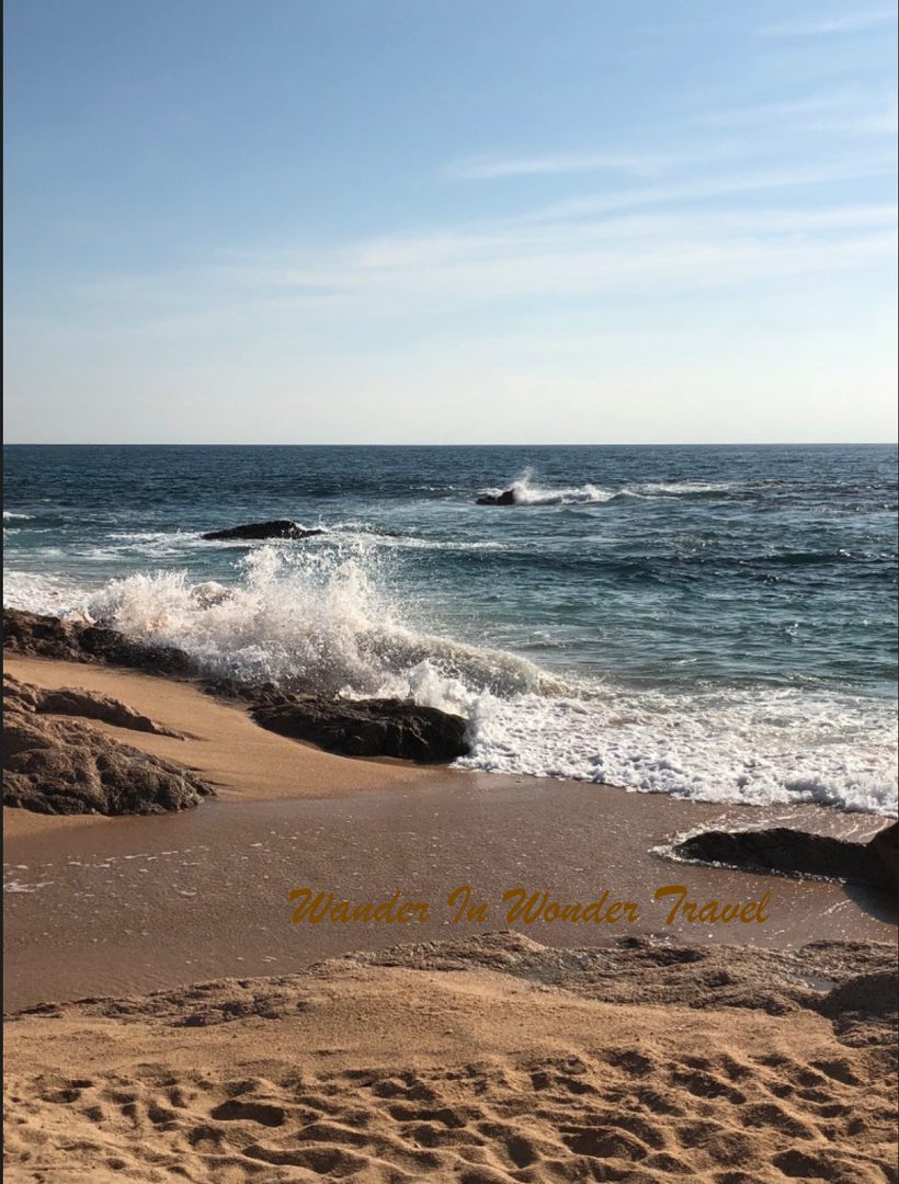 Cabo waves