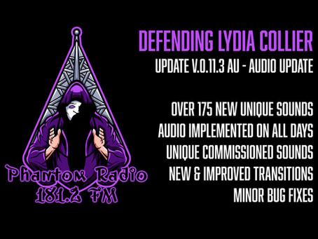 Defending Lydia Collier v.0.11.3 Au Release!