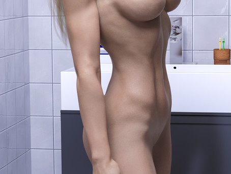 Steph Preview from v.0.12 (NSFW)