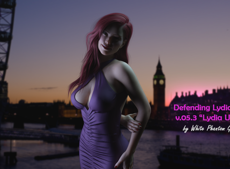 """Defending Lydia Collier v.05.31 """"Lydia Update"""" General Release and Download Link"""