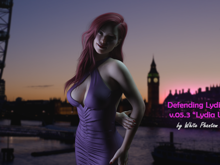 "Defending Lydia Collier v.05.31 ""Lydia Update"" General Release and Download Link"