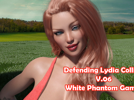 Defending Lydia Collier v.06 released for $5+ supporters on Patreon and Subscribestar!
