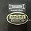 Dansette Label Conquest