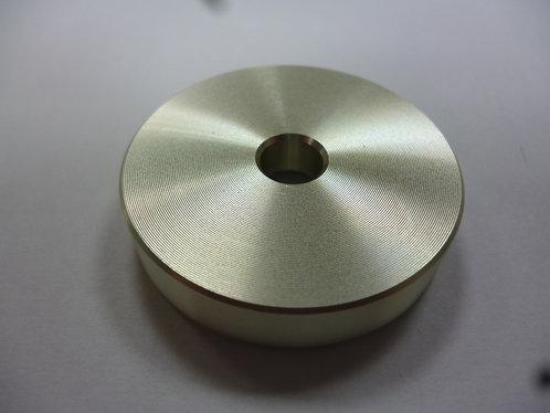 EP Record Adaptor, Silver