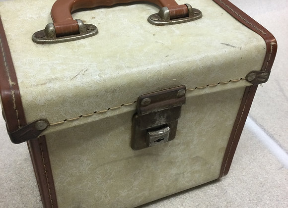 EP Record Case Red