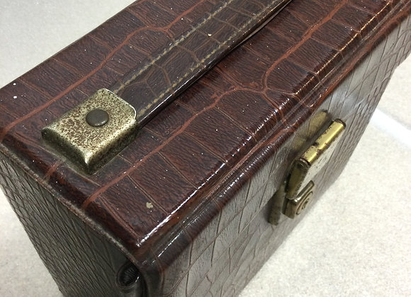 EP Record Case Brown