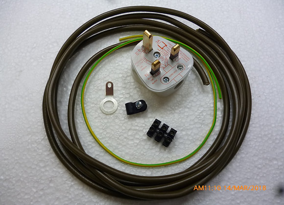 Mains Lead Upgrade & Repair Kit