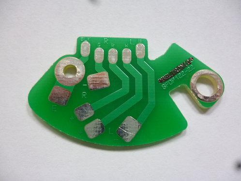 Tone arm PCB