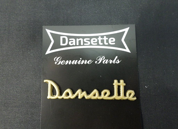 Dansette Badge