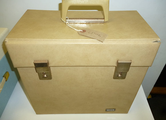 LP Record Case Beige