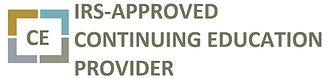 new 2018 IRS_CE_Provider_Logo_Color.jpg