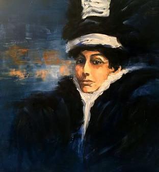 Sophie Simonet - Les yeux sont le regards de l'âme