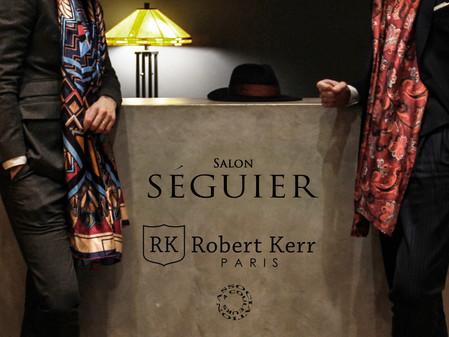 Robert Kerr à la Maison Séguier
