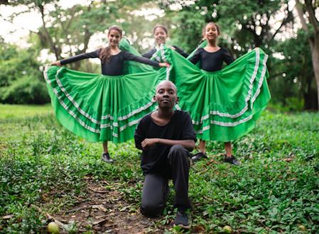 """Dernière étape pour """"Des vies dansent"""" : la Colombie"""