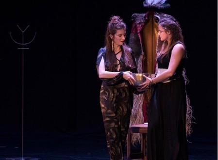 Danse et Théâtre : L'association 4 couleurs soutient le spectacle SAMAN