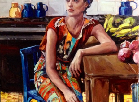 Isabelle Zutter - La femme du sud