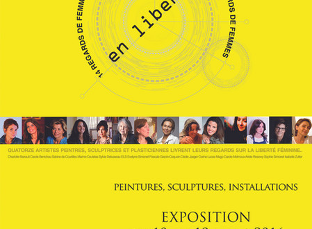 EXPOSITION - 14 regards de femmes en liberté