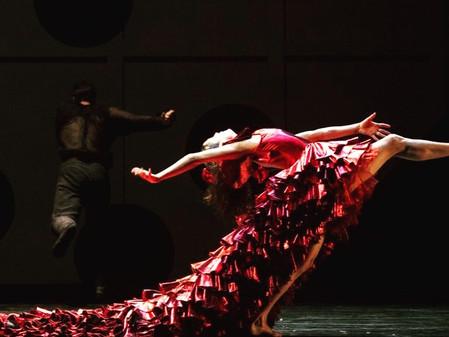 Amandine Albisson : sublime en Carmen de Mat Sek