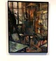 Carol Melmoux s'expose à la Galerie Crous !