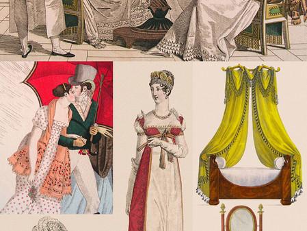 L'iconothèque de Guénolée Milleret ou l'art de vivre à la française