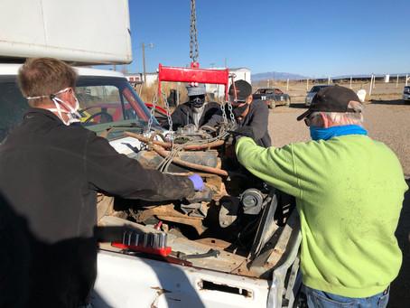 Off-Season: SWMS Track Truck 2.0