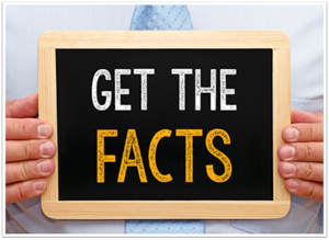 Let's Look At The Facts – A President's Message