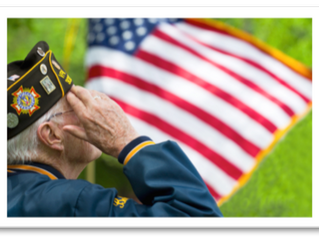 Don't Forget the Veterans!