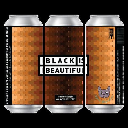 Black Is Beautiful 4 Pack
