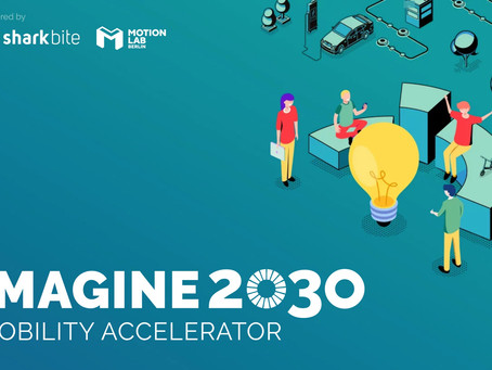 Our Imagine2030 Mobility Accelerator is live and accepting applications