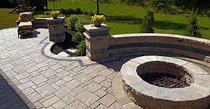 Accent Strip Patio