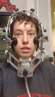 Ultrasound Helmet