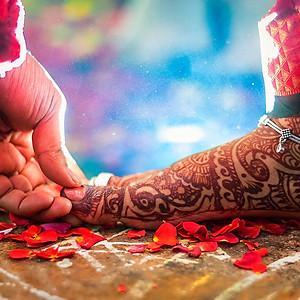 Shri Ram & Gayathri