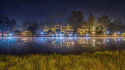 Night View Of The Carlton (Kodaikana